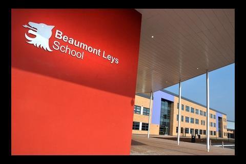 Beaumont Leys school